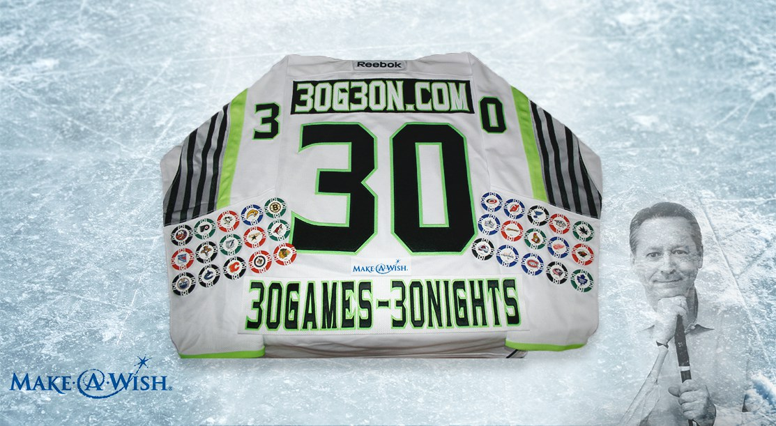 Rob Suggit 30 Games in 30 Nights