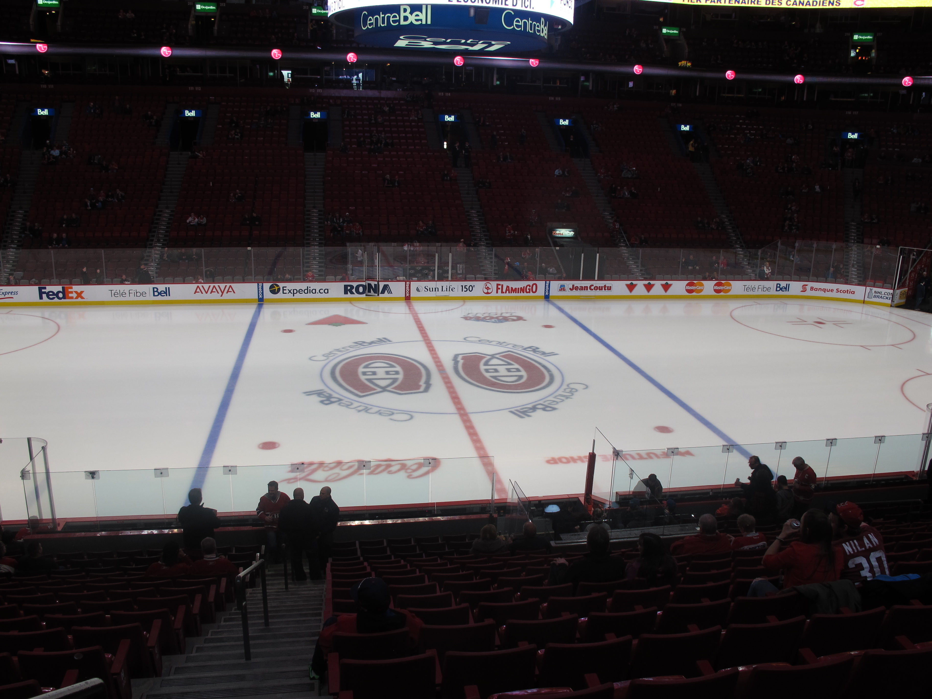 30 Games 30 Nights 187 Game 28 Montreal Canadiens April 9